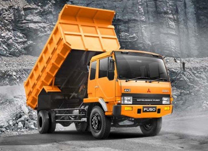 Mitsubishi truk fuso